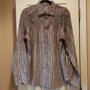 Men's Excellent condition BUGATCHI shirt